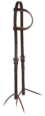 Circle Y Single Ear Single Ply Headstall