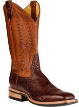 Rod Patrick Kango Tobac Smooth Ostrich Boots with Eversole