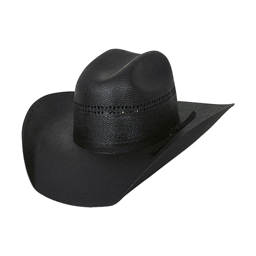 Bullhide Hat Company Black Gold 10X Straw Hat