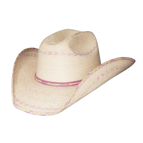 Candy Kisses Straw Hat for Kids