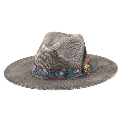Stuck With U Fashion Straw Hat from Bullhide Hats
