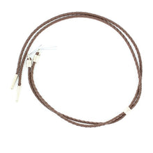 Braided Vinyl Stampede String (Black or Brown)