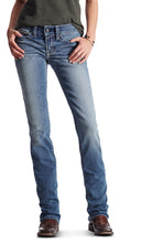 Ariat R.E.A.L. Rainstorm Icon Straight Leg Jean