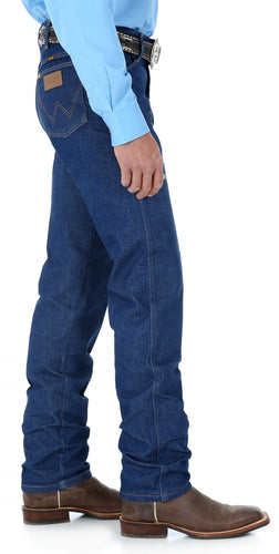 Cowboy Cut Wrangler Original Fit Rigid Indigo Jeans