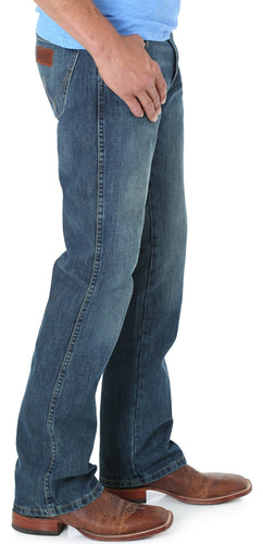 Retro Slim Fit Riverwash Jeans from Wrangler