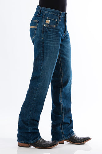 Cinch Carter 2.0 Dark Stonewash Jeans