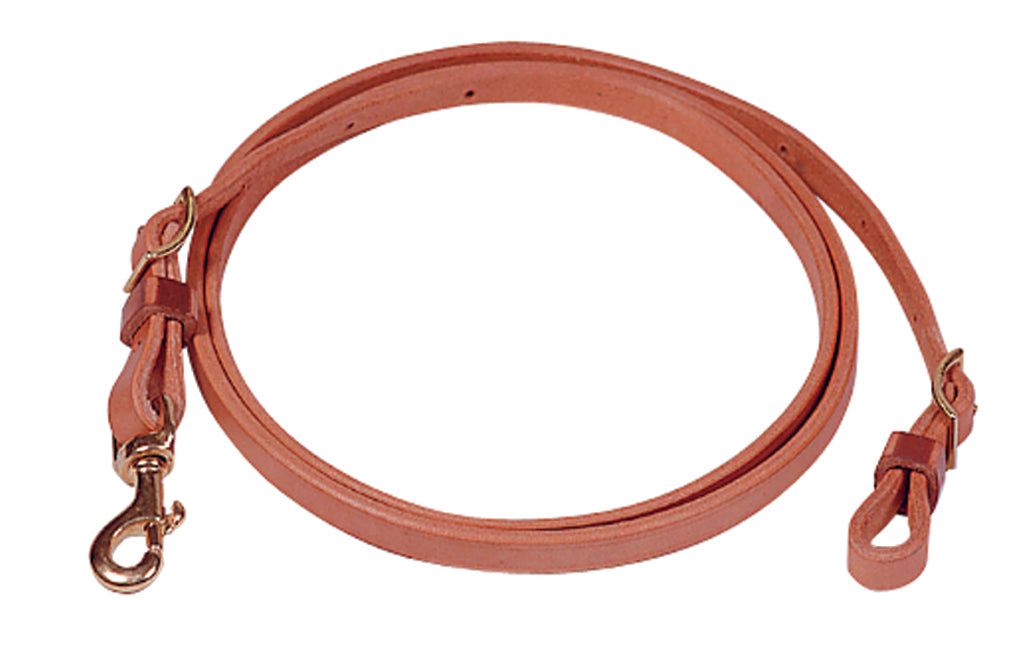 Harness Leather Roping Rein