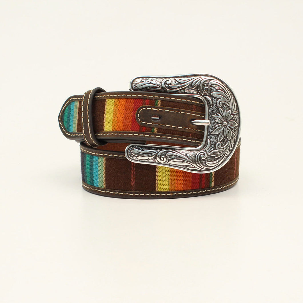 Nocona Multi Serape Belt for Girls