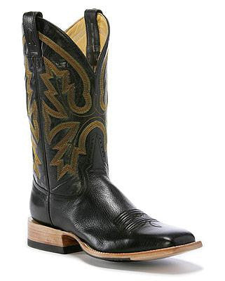 Rod Patrick Black Bison Boots