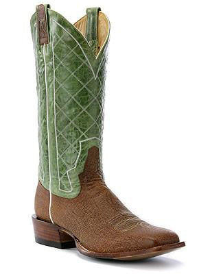 Rod Patrick Alabama Brown Kangaroo Boots