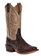 Rod Patrick Antique Mocha Bison Boots
