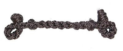 Nylon Braid Slobber Strap