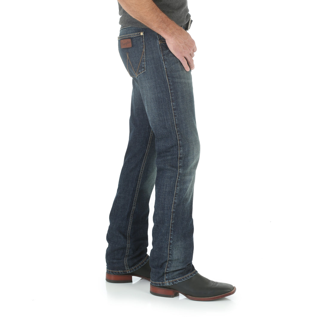 Pard's Western Shop Retro Slim Fit Bozeman Jeans from Wrangler