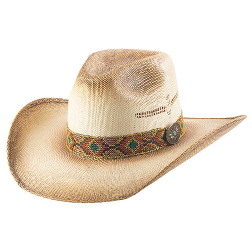 Dancing In The Desert Fashion Straw Hat from Bullhide Hats