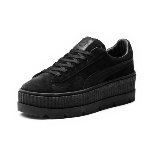 Tennis Suede Cleated Creeper Black FENTY X PUMA