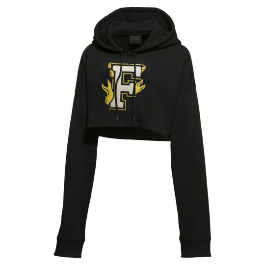 Sudadera Hooded Cropped Sweatshirt FENTY X PUMA