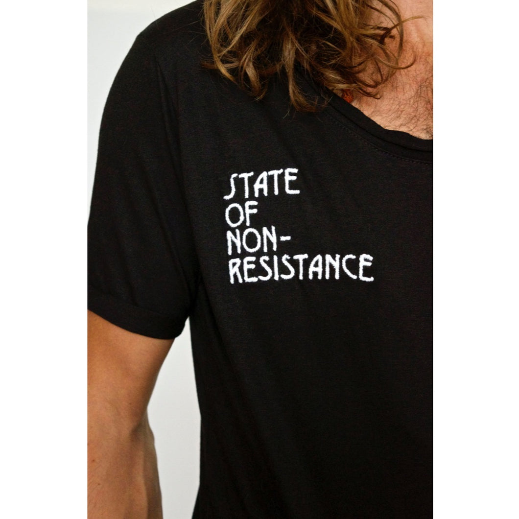 Playera State of Non Resistance
