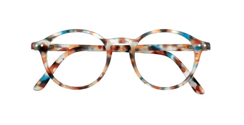 Lentes D Screen Junior Blue Tortoise