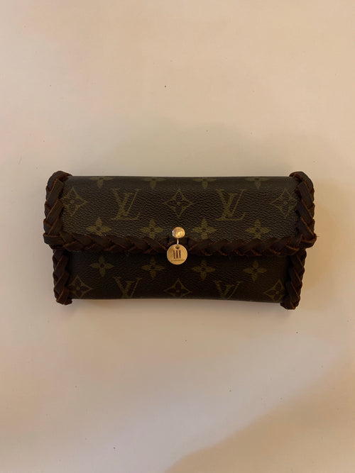 LAV Original Chocolate Sarah Wallet