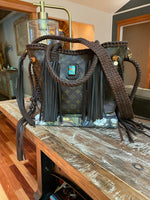 LAV Original Neverfull MM Chocolate Braided w/110ct. Kingman