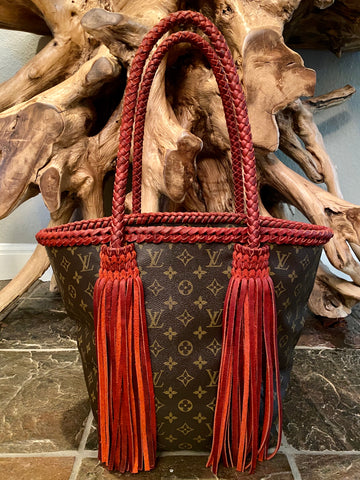 Camel LAV Fringe MM Neverfull