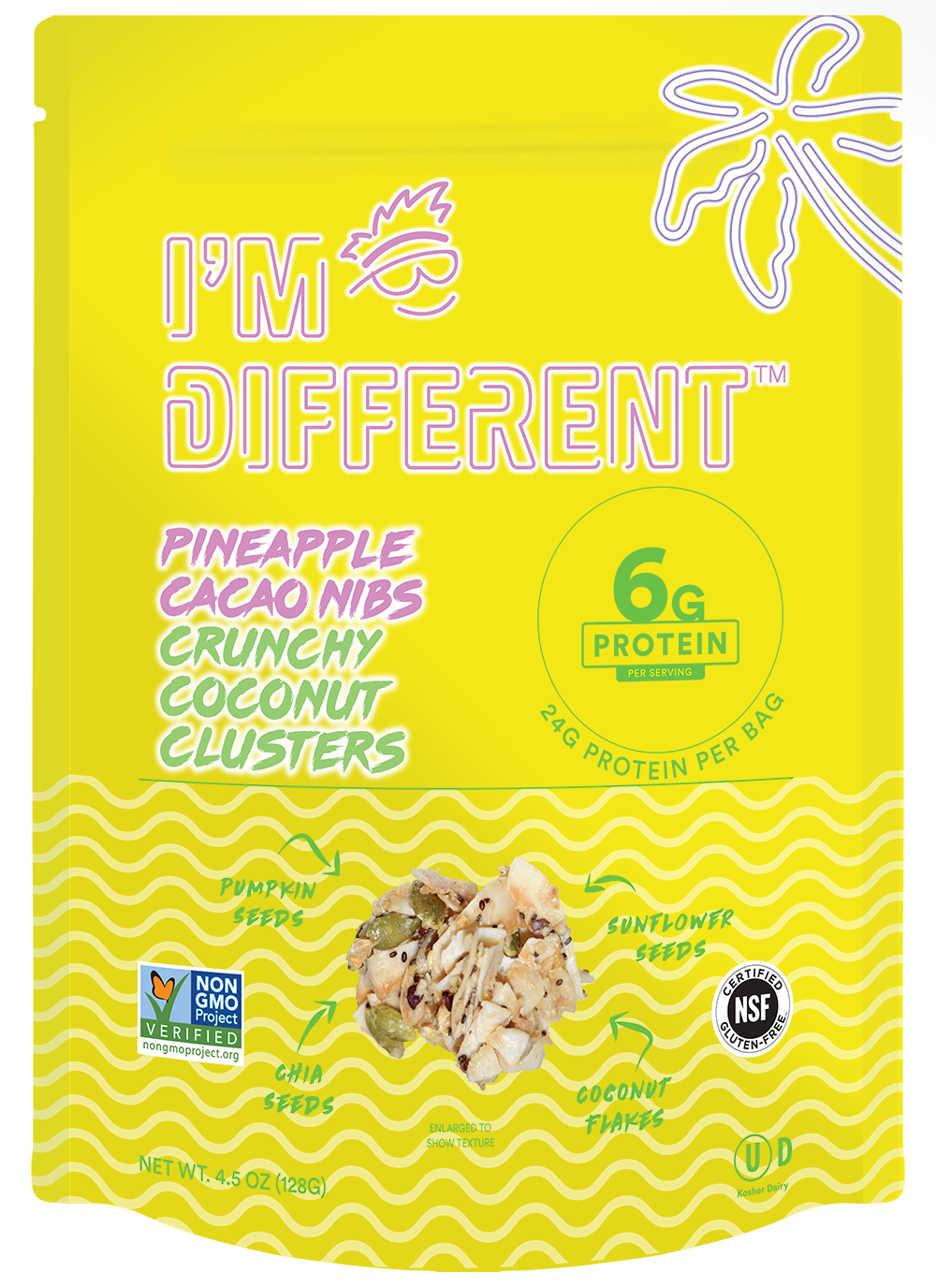 Pineapple Cacao Nibs