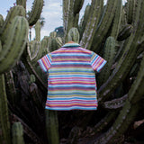Multicolor Striped Cotton Shirt