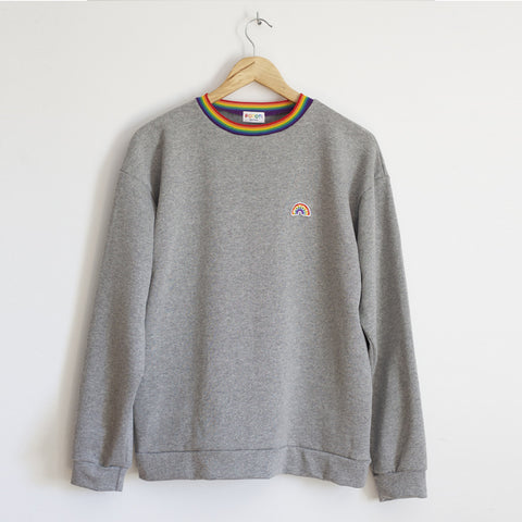 ADULT GREY SWEATSHIRT