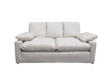 Loveseat velum natural - Muebles Pergo