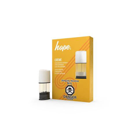 Hope Creme STLTH Pod (Priced per pod)