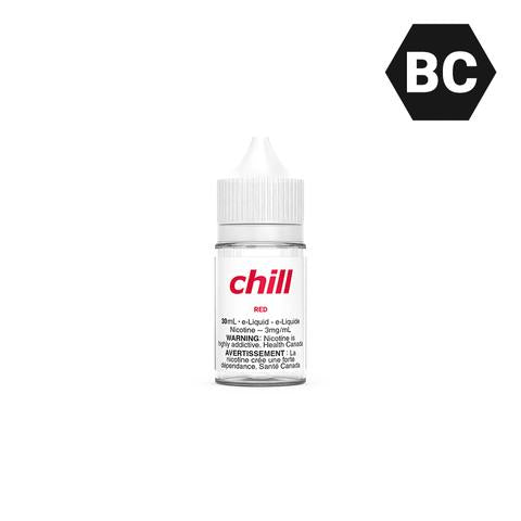 Chill E-Liquid Red Salt