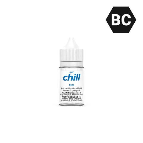 Chill E-Liquids Blue Salt Nic