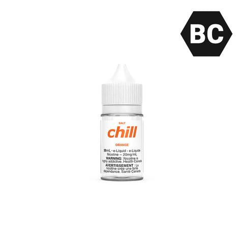 Chill E-Liquid Orange Salt