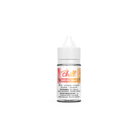 Chill Twisted Grapefruit Orange Salt