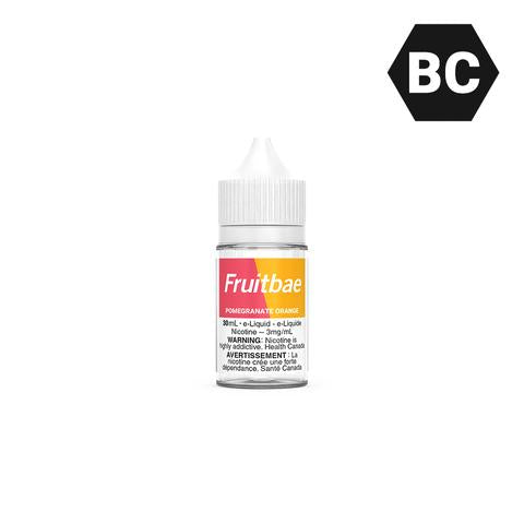 Fruitbae Pomegranate Orange (30ml)