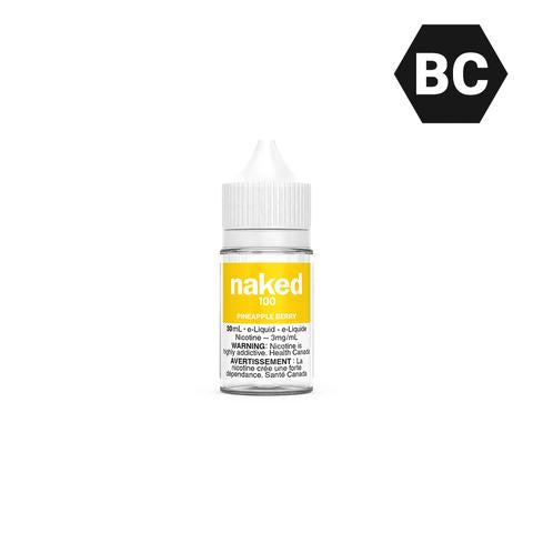 Naked 100 Pineapple Berry (30ml)