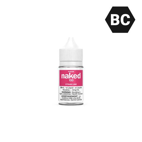 Naked 100 Fusion Strawberry Lime (30ml)