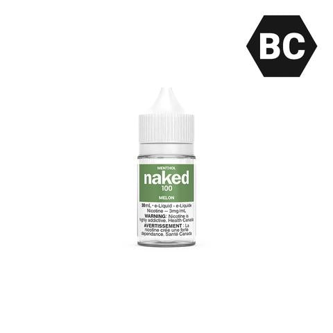 Naked 100 Menthol Melon (30ml)