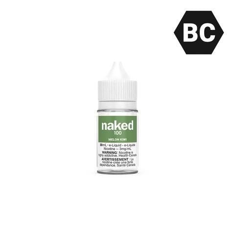 Naked 100 Melon Kiwi / Green Blast (30ml)