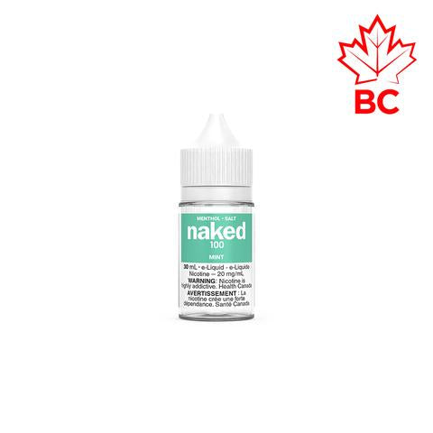 Naked 100 Mint (salt)