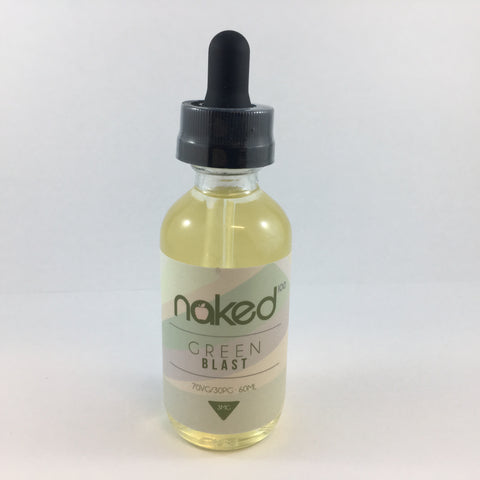 Naked Fruit - Melon Kiwi aka Green Blast