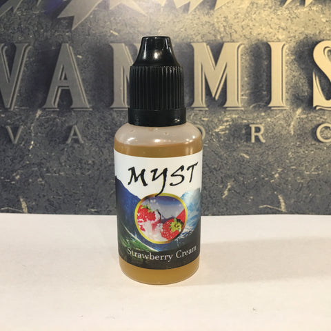 Myst Strawberry Cream
