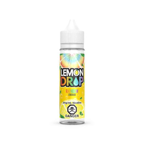 Lemon Drop Rainbow Lemonade