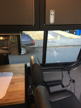 2007-2018 Sprinter Driver Side Crew (front) 1/2 slider with bug screen
