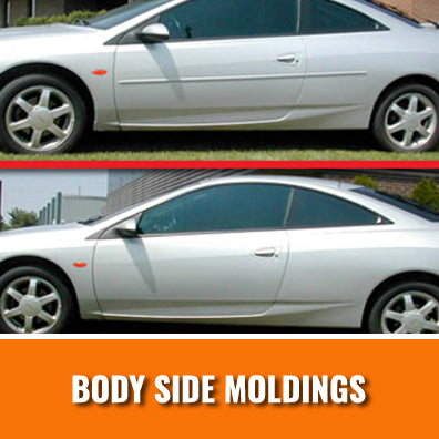 Body Side Moldings