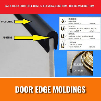 Door Edge Moldings