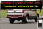 94S10-20  S10 / Blazer 1994-1997 (Black / Chrome)