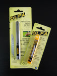OLFA Stainless Steel Knife or Refill Blades