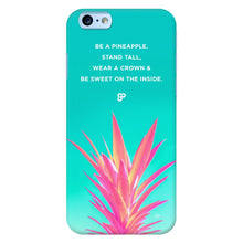 Be a Pineapple - iPhone Case