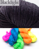 Rainbow Relay Kit - BASS LINE - Yarnison Trunk Show Exclusive